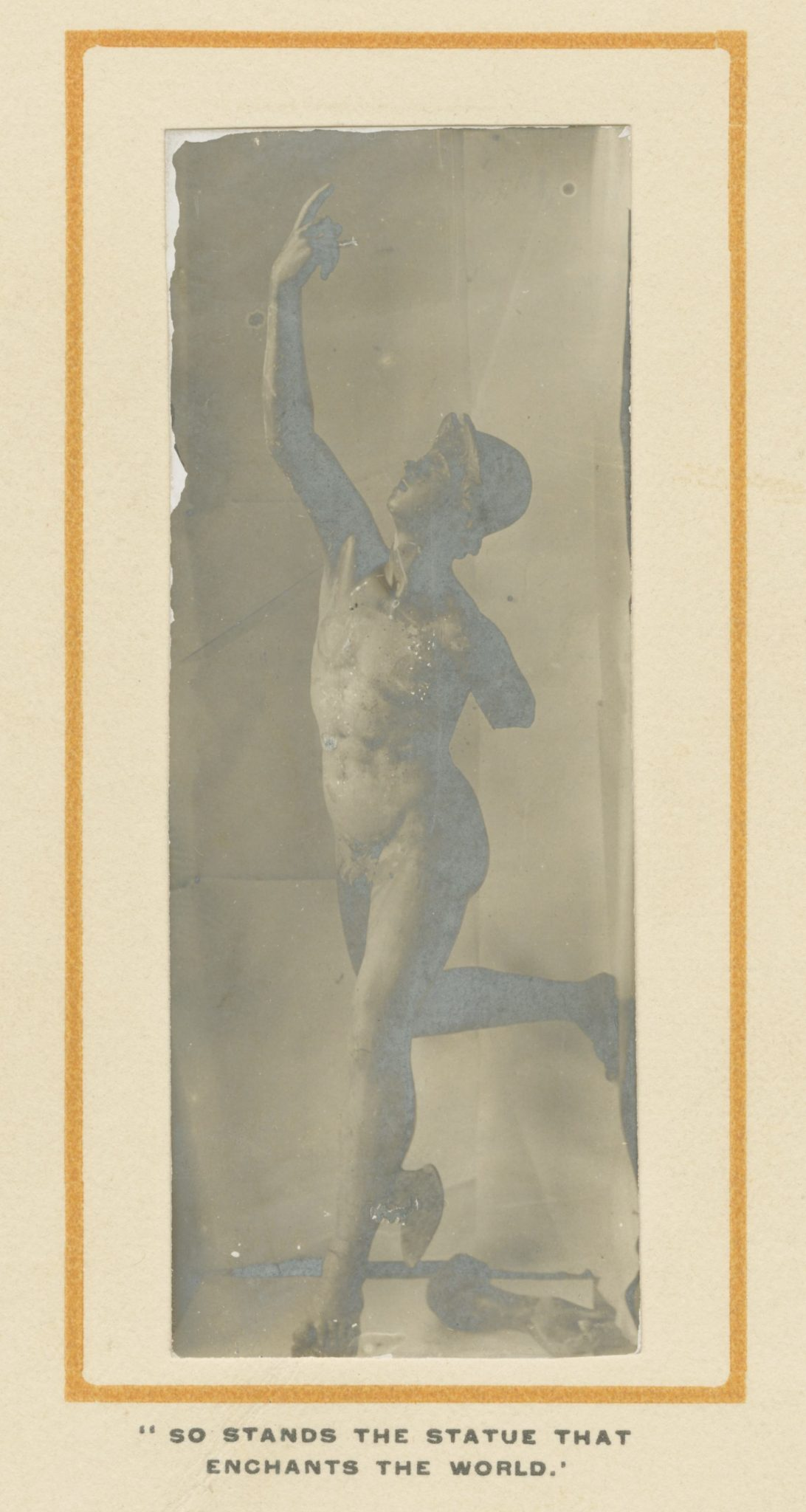 <p>Mercury Picture, from Class of 1905</p><p>First Mercury Banquet Program, 1902.</p><p>Mercury Collection.</p><p>Special Collections and University Archives,</p><p>Colgate University Libraries.</p>