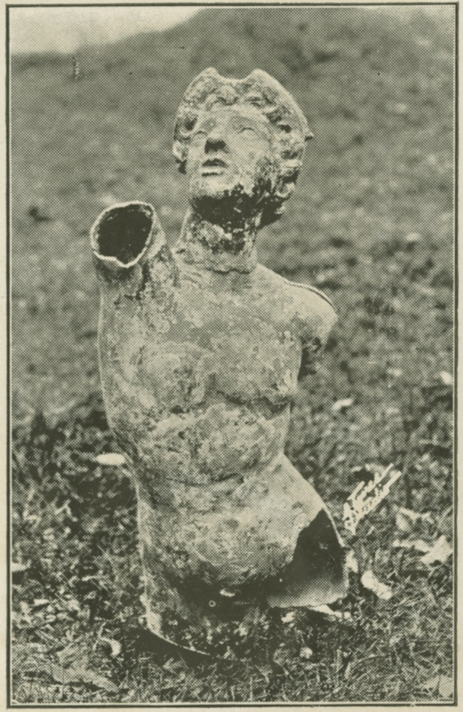 <p>Image of Mercury, from</p><p>Class of 1918 First Mercury</p><p>Banquet Program, 1914.</p><p>Mercury Collection.</p><p>Special Collections</p><p>and University Archives,</p><p>Colgate University Libraries.</p>