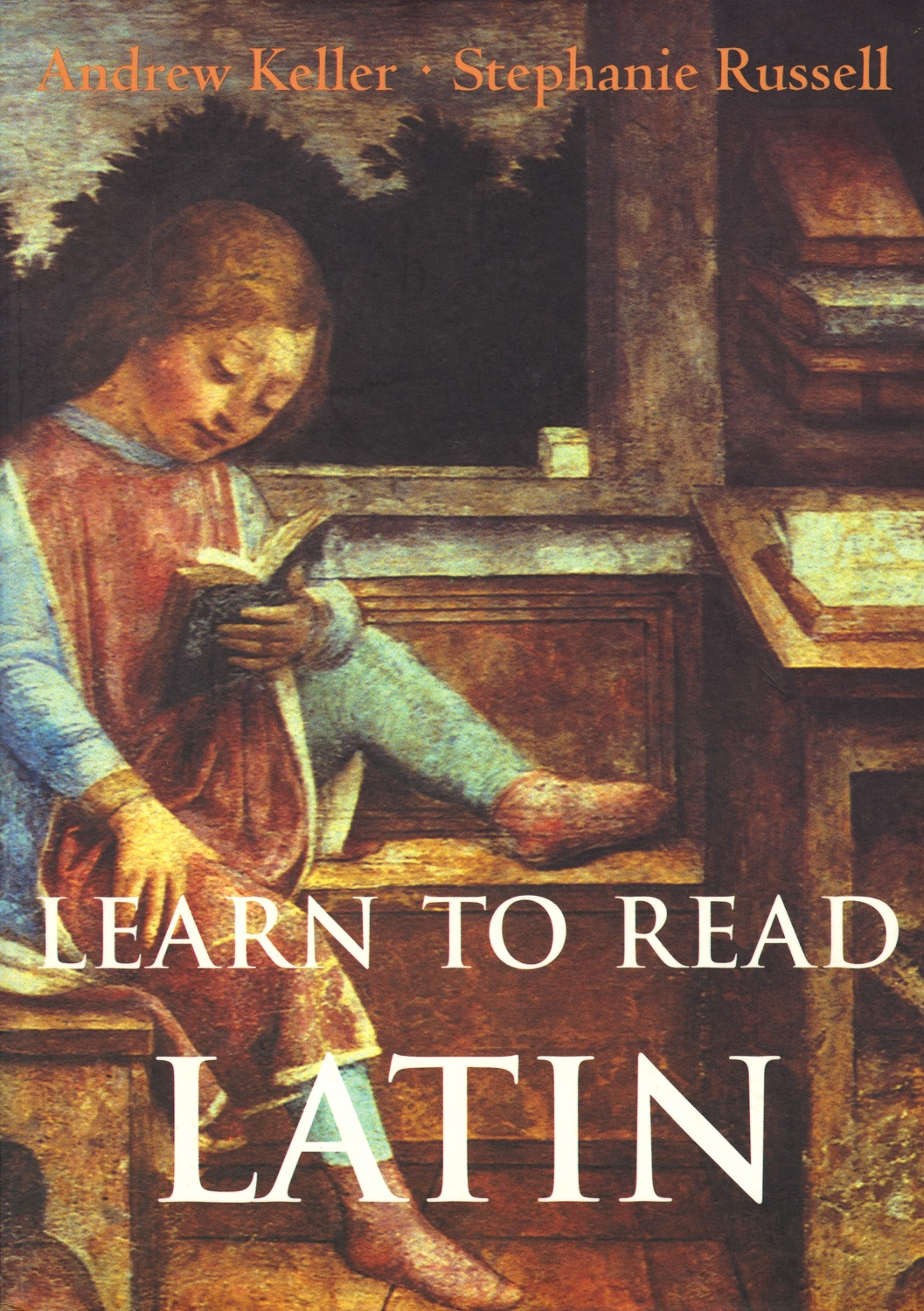 <p>Keller, Andrew and Stephanie Russell.</p><p><i>Learn to Read Latin.</i></p><p>New Haven: Yale University Press, 2004.</p>